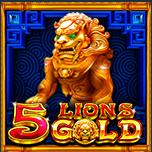 slotciti 5 Lions Gold