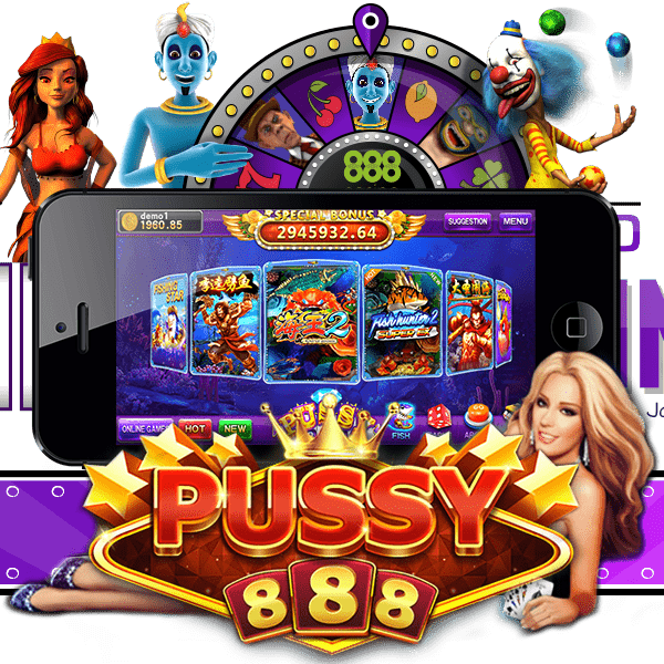 pussy888-puss888-10รับ100