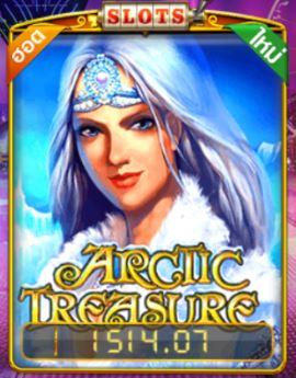 PUSSY888-Arctic Treasure