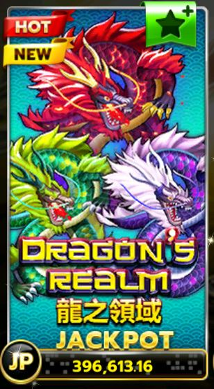 Slotxo-Dragons realm-login