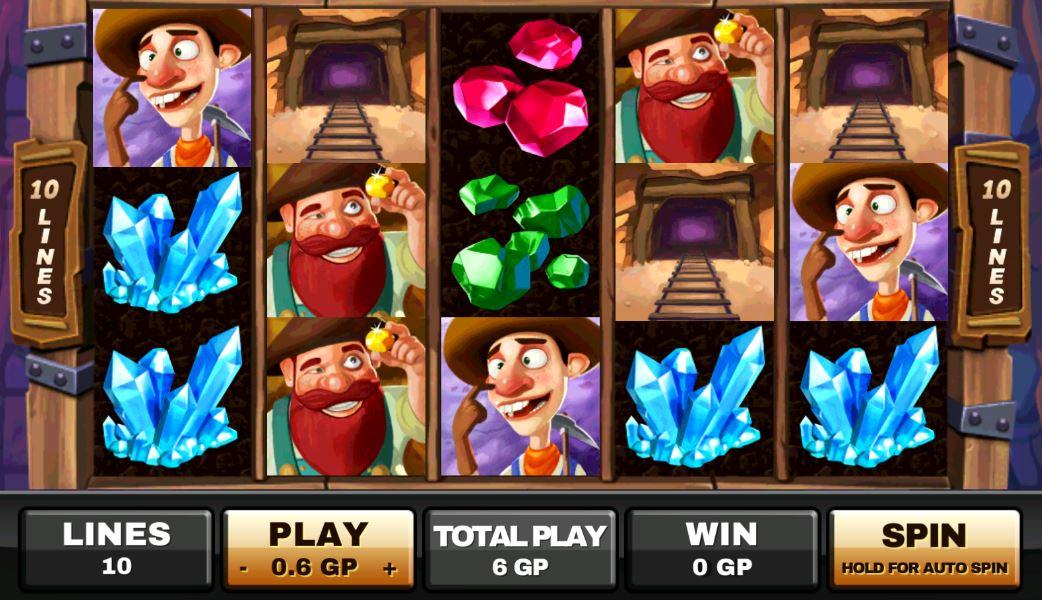 Slotxo-Happy-Miners-เกม