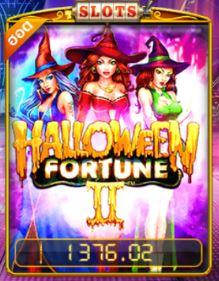 Pussy888-Halloween Fortune II